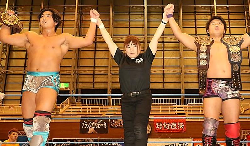 """AJPW: """"Dream Power Series"""" El Campeonato All Asia tiene dueños 1"""