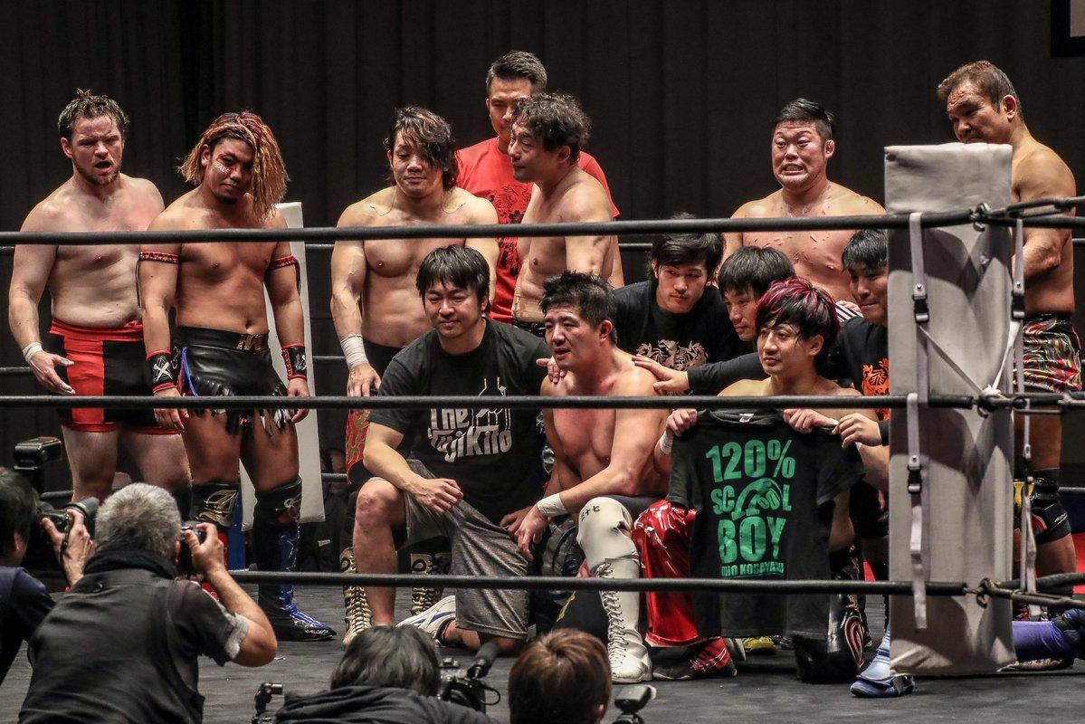 Asuka Project presentó su última función 35