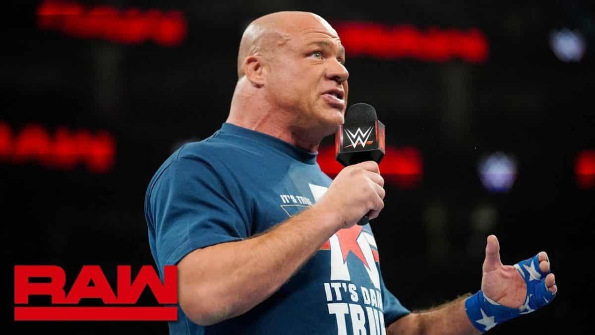 ¿Dónde tuvo Kurt Angle sus mejores luchas: WWE o TNA? 2