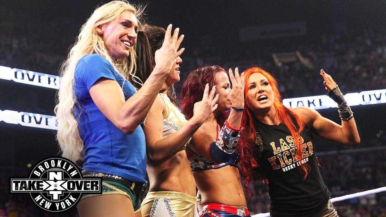 Charlotte Flair hace un llamado a la unión de las Horsewomen 1