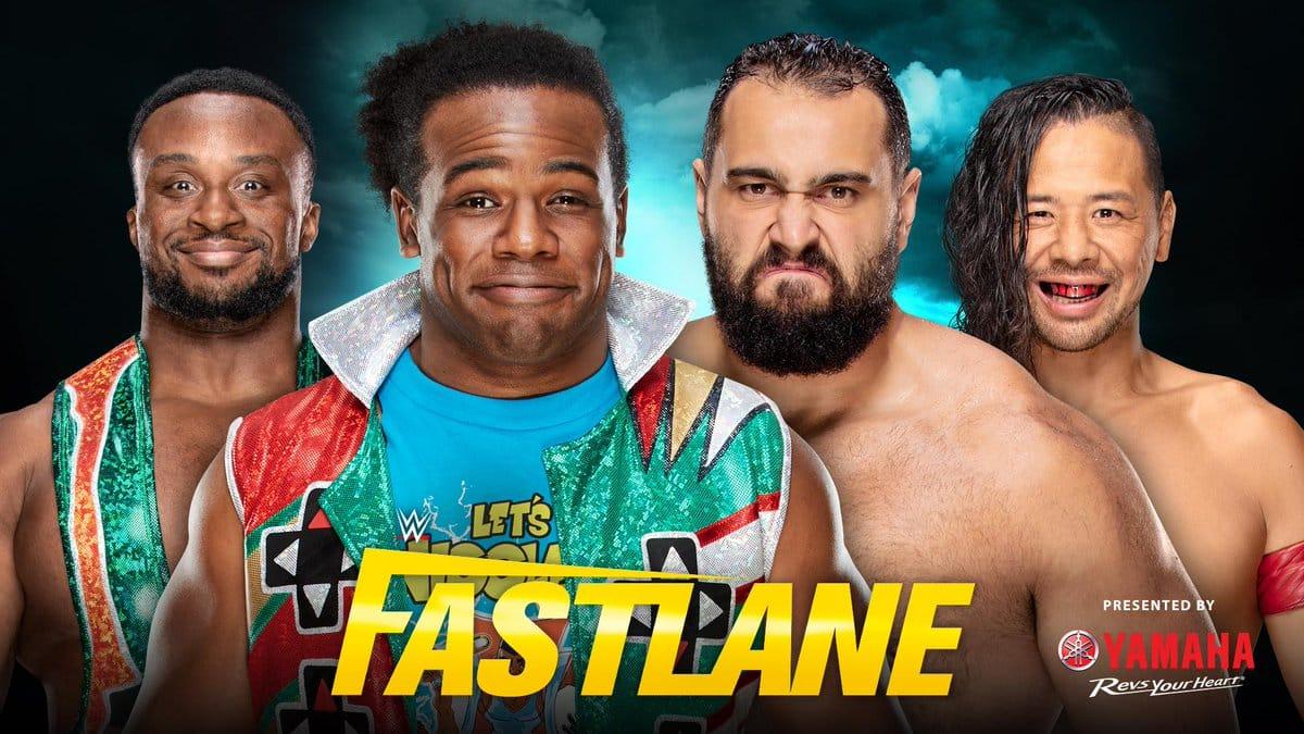 Resultados Fastlane (10-03-19) — Daniel Bryan vs. Kevin Owens 1