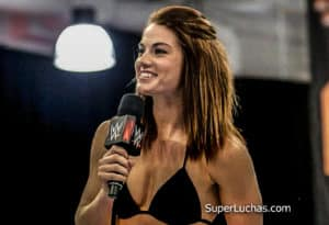 Sara Lee / WWE© / SÚPER LUCHAS - SuperLuchas.com