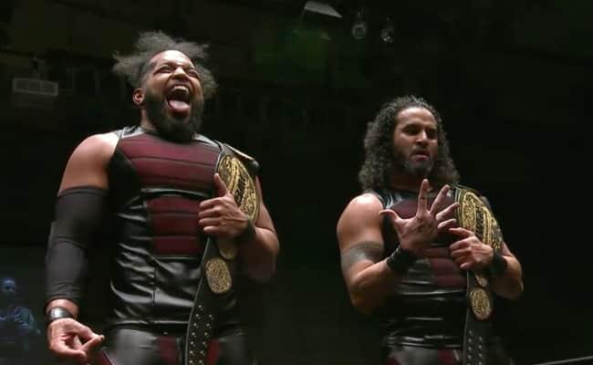 Tama Tonga acordó firmar con WWE