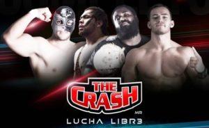 The Crash: Cuatro hombres tras el cinturón principal 4