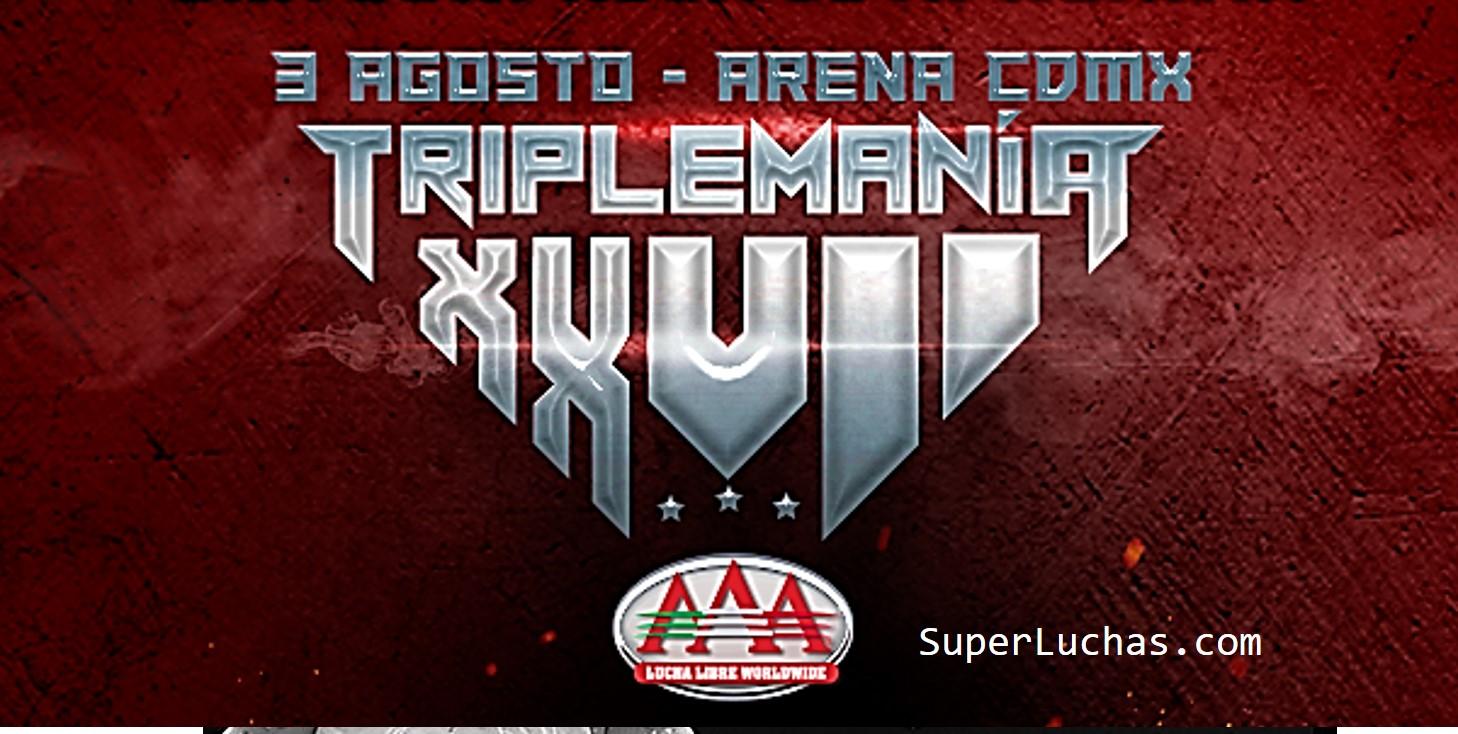 AAA: El camino a Triplemanía XXVII, los últimos pormenores 3