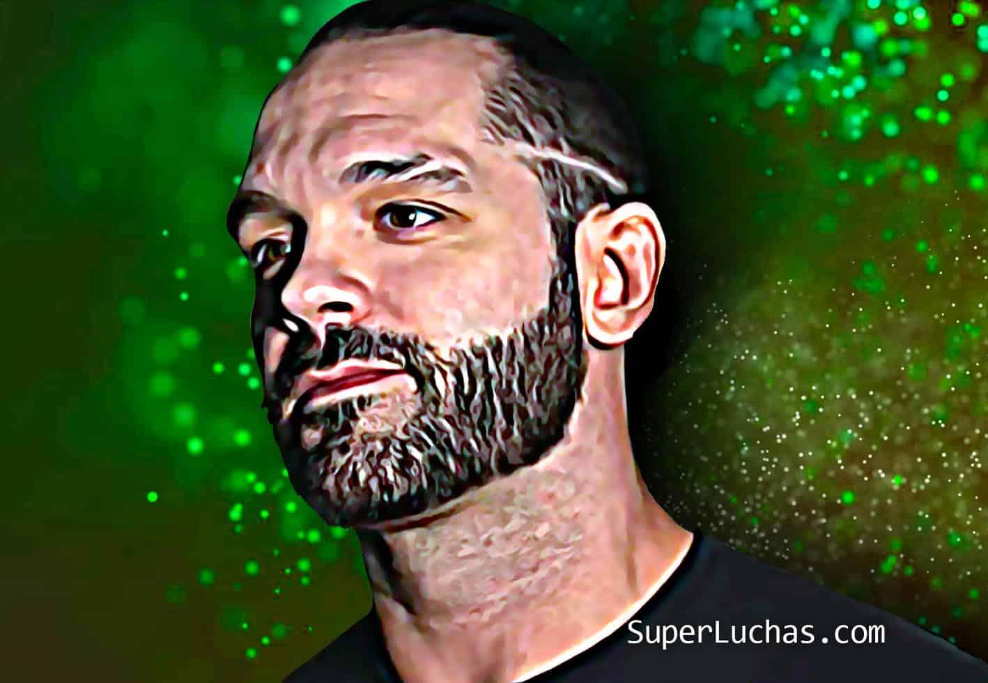 """Shawn Spears: """"Estuve encasillado en WWE"""" 1"""