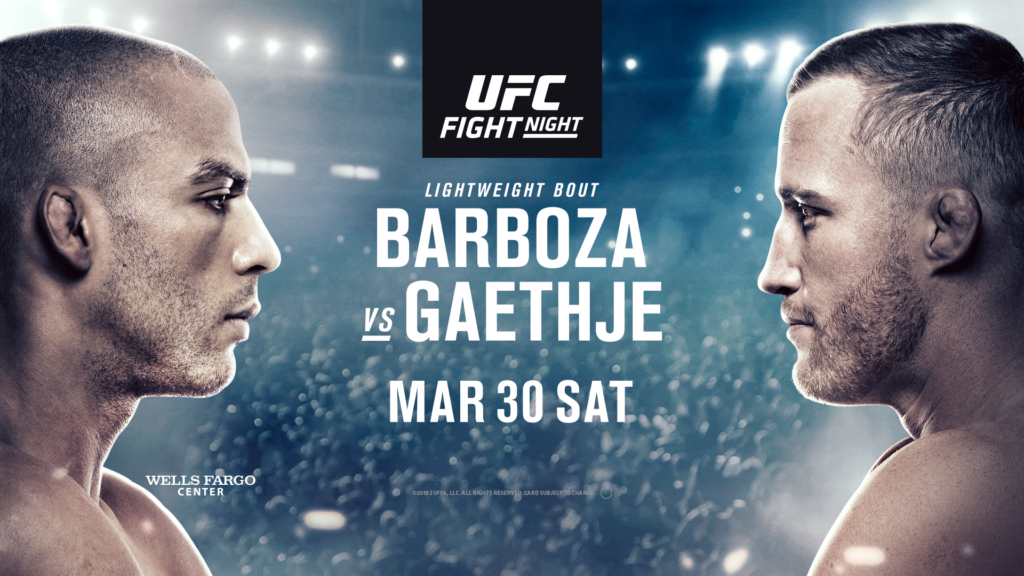 Resultados UFC Philadelphia: Justin Gaethje vapuleó a Edson Barboza 6