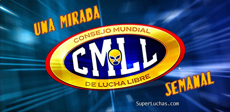 CMLL: Una mirada semanal al CMLL (Del 7 al 13 de marzo de 2019) 1