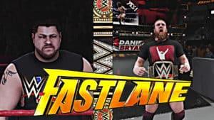 Súper Simulaciones: ¡Así sería WWE Fastlane 2019! 18