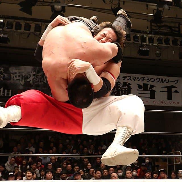 "BJW: La violencia se desata, ""Ikkitousen ~ Death Match Survivor"" 1"