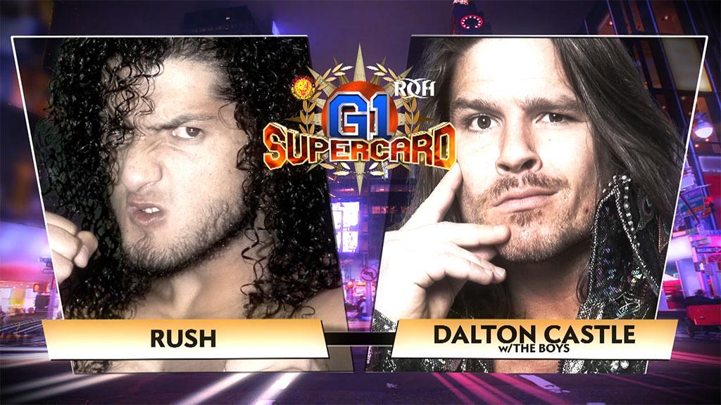 Rush al G1 Supercard, enfrentará a un luchador de RoH 1