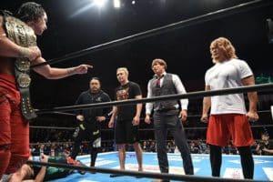 "NJPW: ""Anniversary Show"" Okada, Tanahashi, Goto e Ibushi tras White 2"