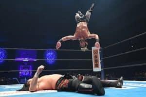 """NJPW: """"New Japan Cup 2019"""" Día 4 SANADA elimina a Goto 13"""