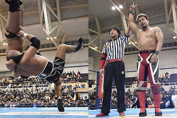 "NJPW: ""New Japan Cup 2019"" Día 5 Dominio de CHAOS 8"