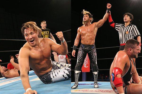 """NJPW: """"New Japan Cup 2019"""" Día 10 Listas las semifinales 46"""