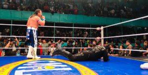 CMLL: Homenaje a Dos Leyendas en Puebla, reaparece LA Park 97