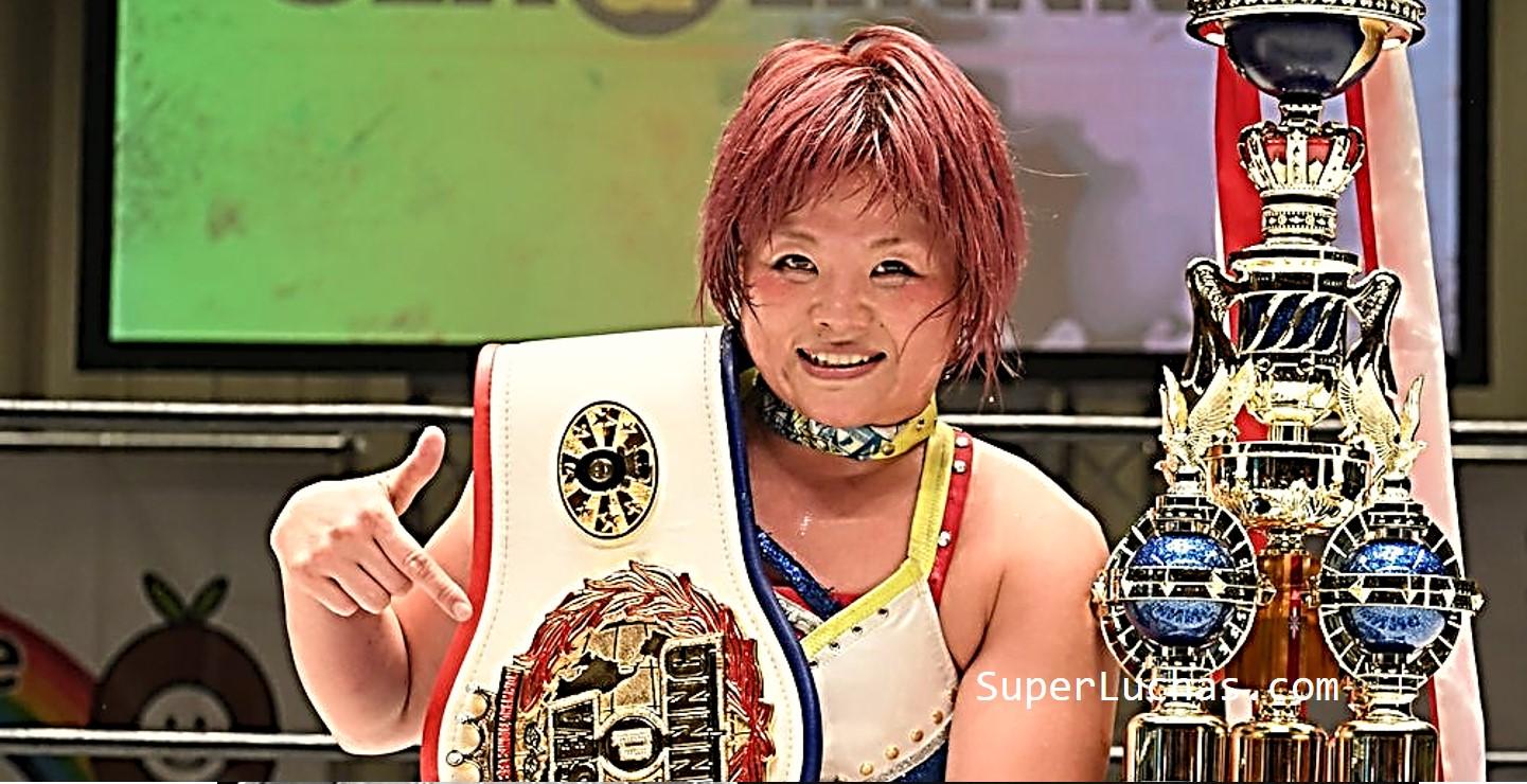 "SEAdLINNNG: ""Luckiest 2019"" Nanae Takahashi firme como monarca 10"