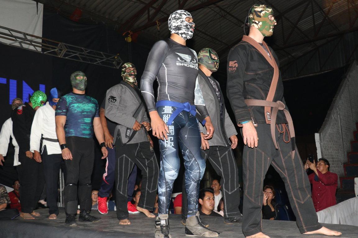 Pro Wrestling Resurrection (30/03/19) Hijo del Fantasma triunfa como independiente 4