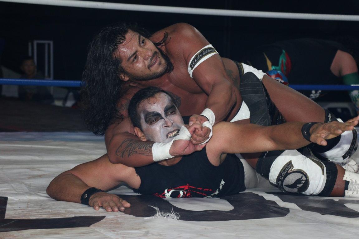 Pro Wrestling Resurrection (30/03/19) Hijo del Fantasma triunfa como independiente 3