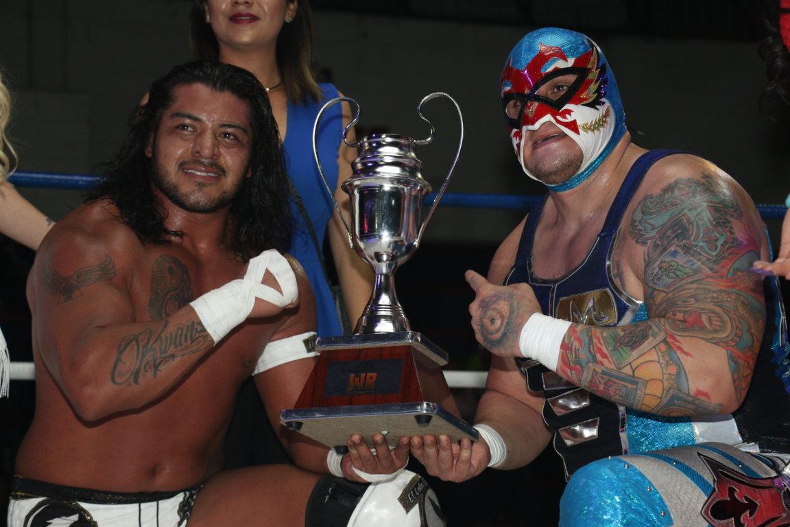 Pro Wrestling Resurrection (30/03/19) Hijo del Fantasma triunfa como independiente 17