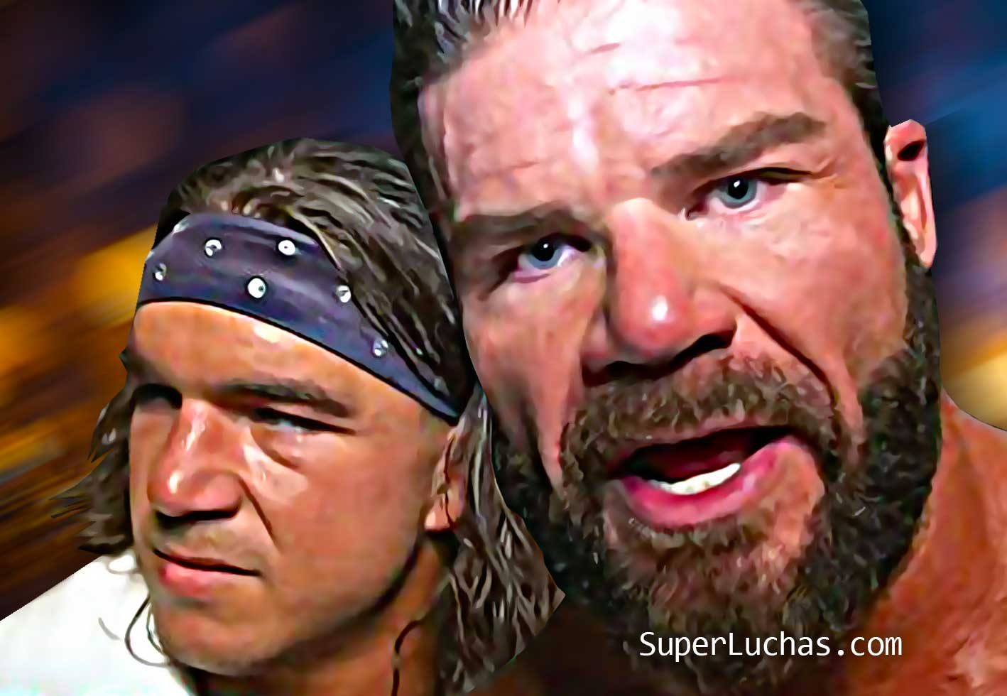 Bobby Roode Chad Gable