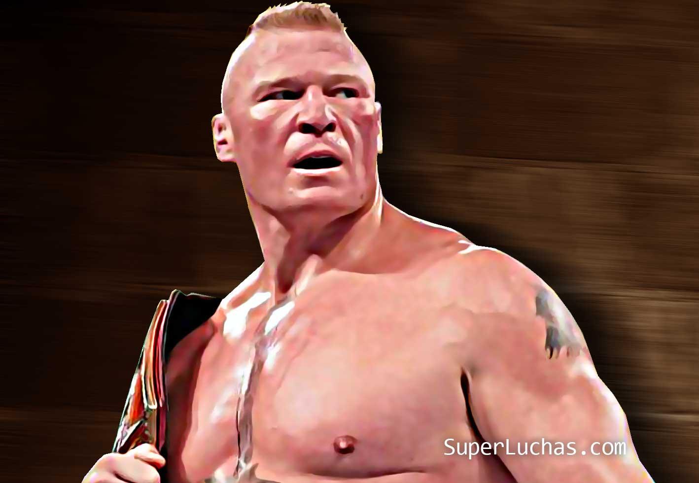 Brock Lesnar / WWE - UFC