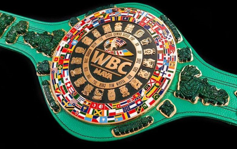 Cinturón Maya: CMB lanza cinturón especial para Canelo vs. Jacobs 5