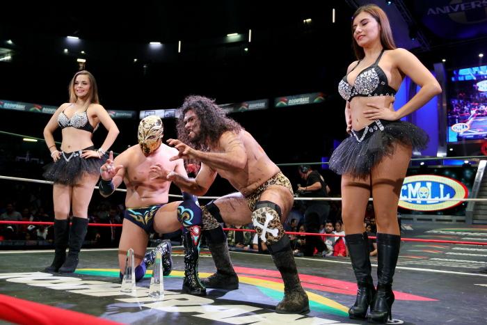 CMLL: Cavernario y Titán son la pareja increíble de 2019 1
