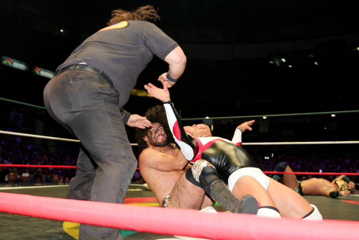 CMLL: Cavernario y Titán son la pareja increíble de 2019 9
