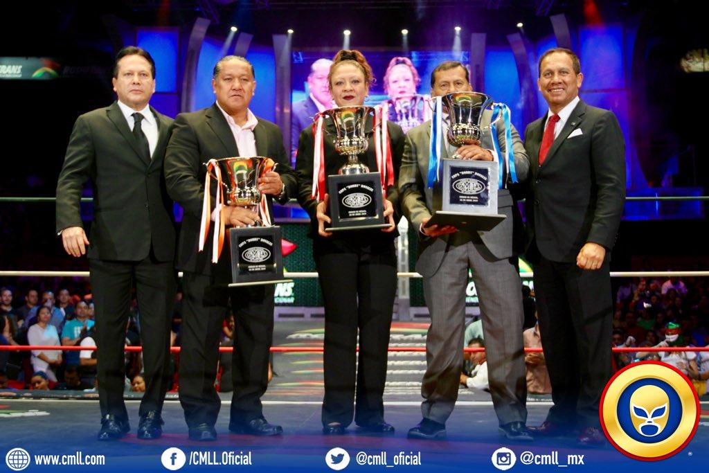 CMLL: Cavernario y Titán son la pareja increíble de 2019 5