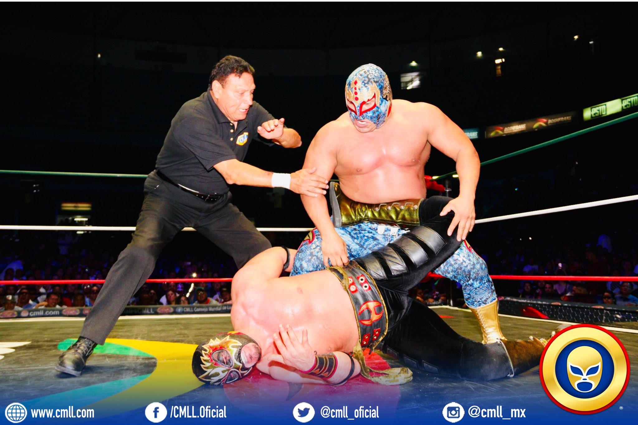 CMLL: Cavernario y Titán son la pareja increíble de 2019 4