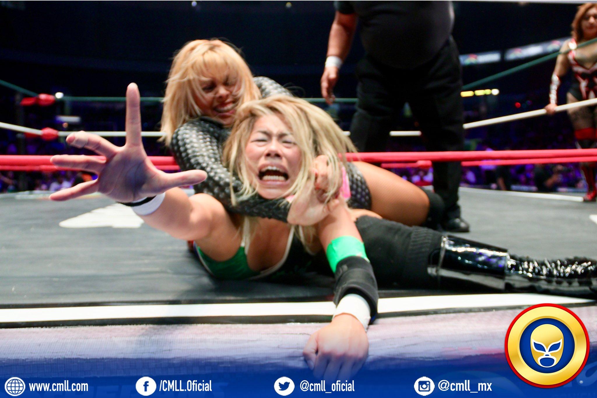 CMLL: Cavernario y Titán son la pareja increíble de 2019 3