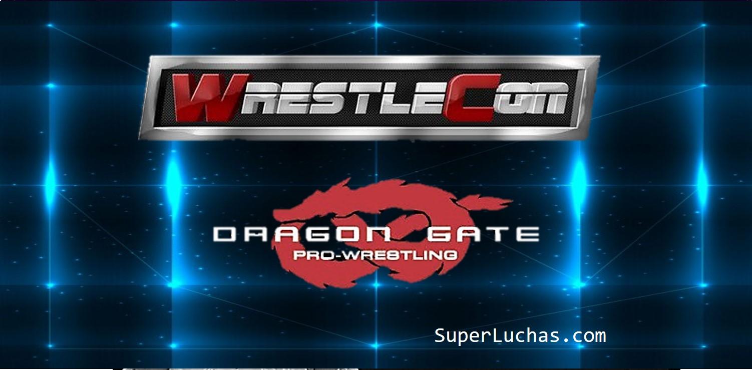 Por problemas de visado, Dragon Gate fuera de la WrestleCon 1