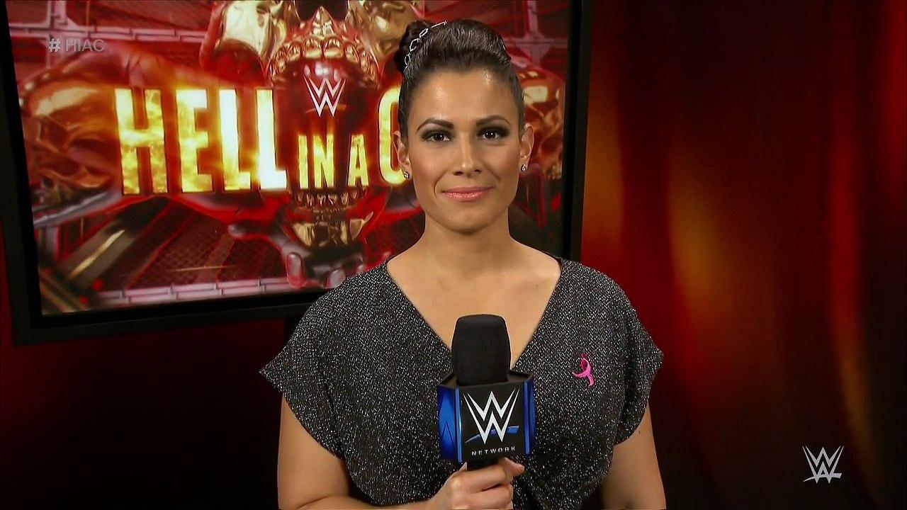 Desmentido el rumor: Charly Caruso seguirá trabajando en WWE y ESPN 1