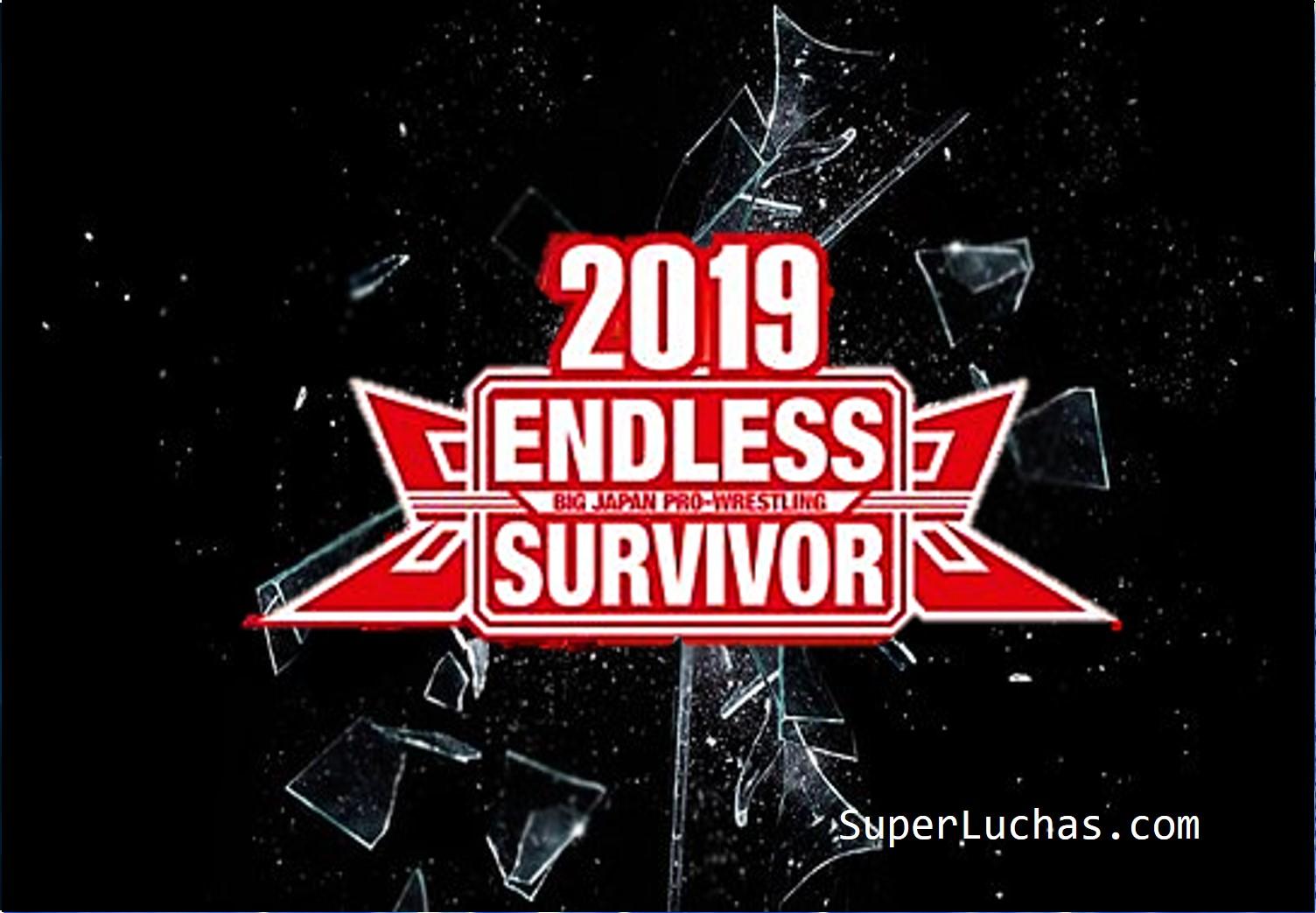 """BJW: Cartel para """"Endless Survivor 2019"""" 4 títulos en juego 26"""