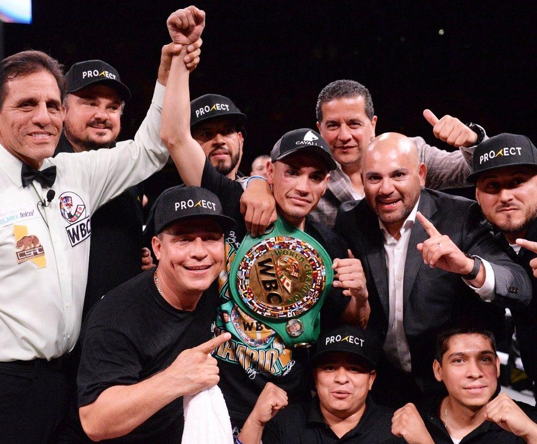Gallo Estrada quiere pelear en México para defender su campeonato 1
