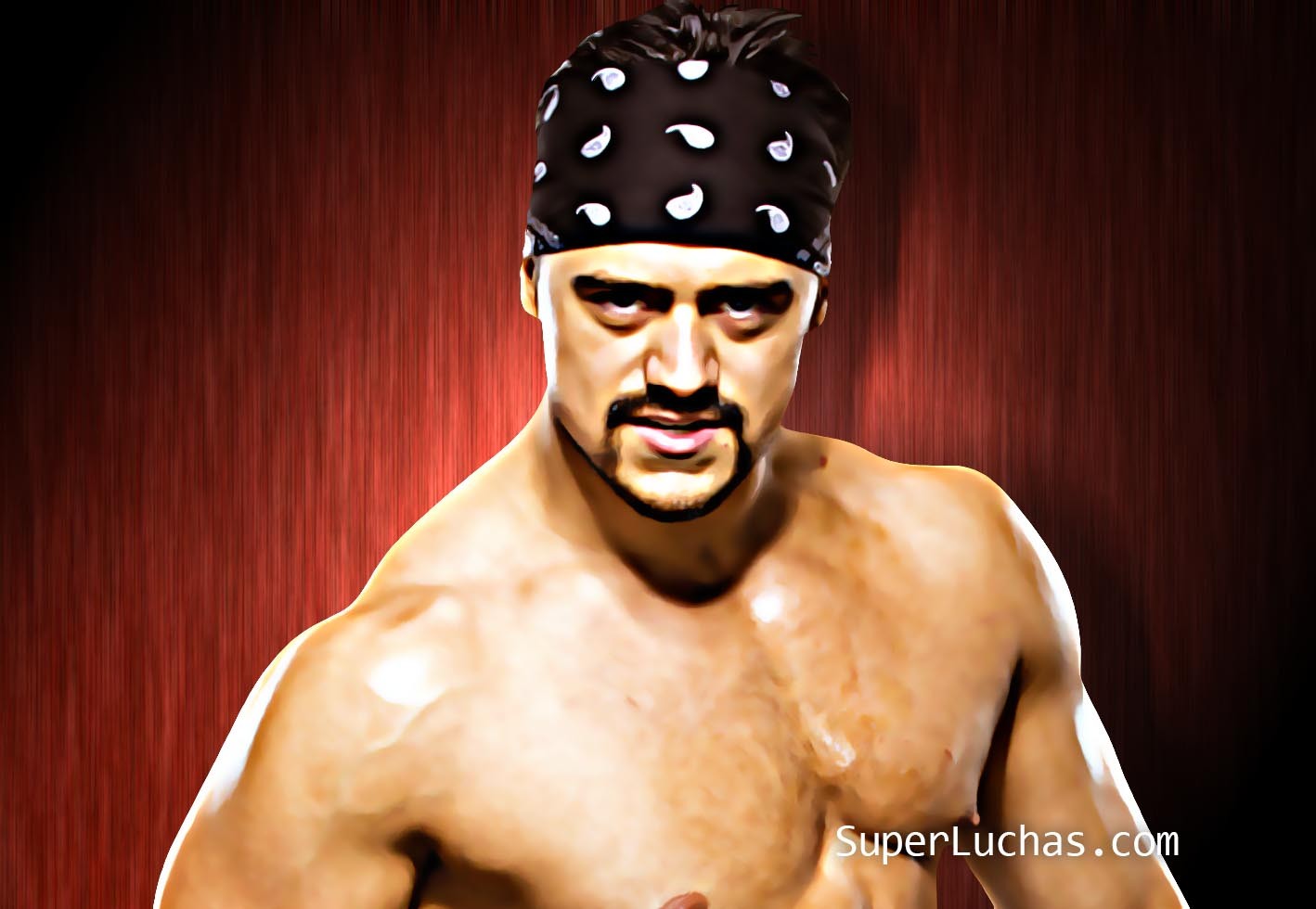 Garza Jr. / SuperLuchas.com