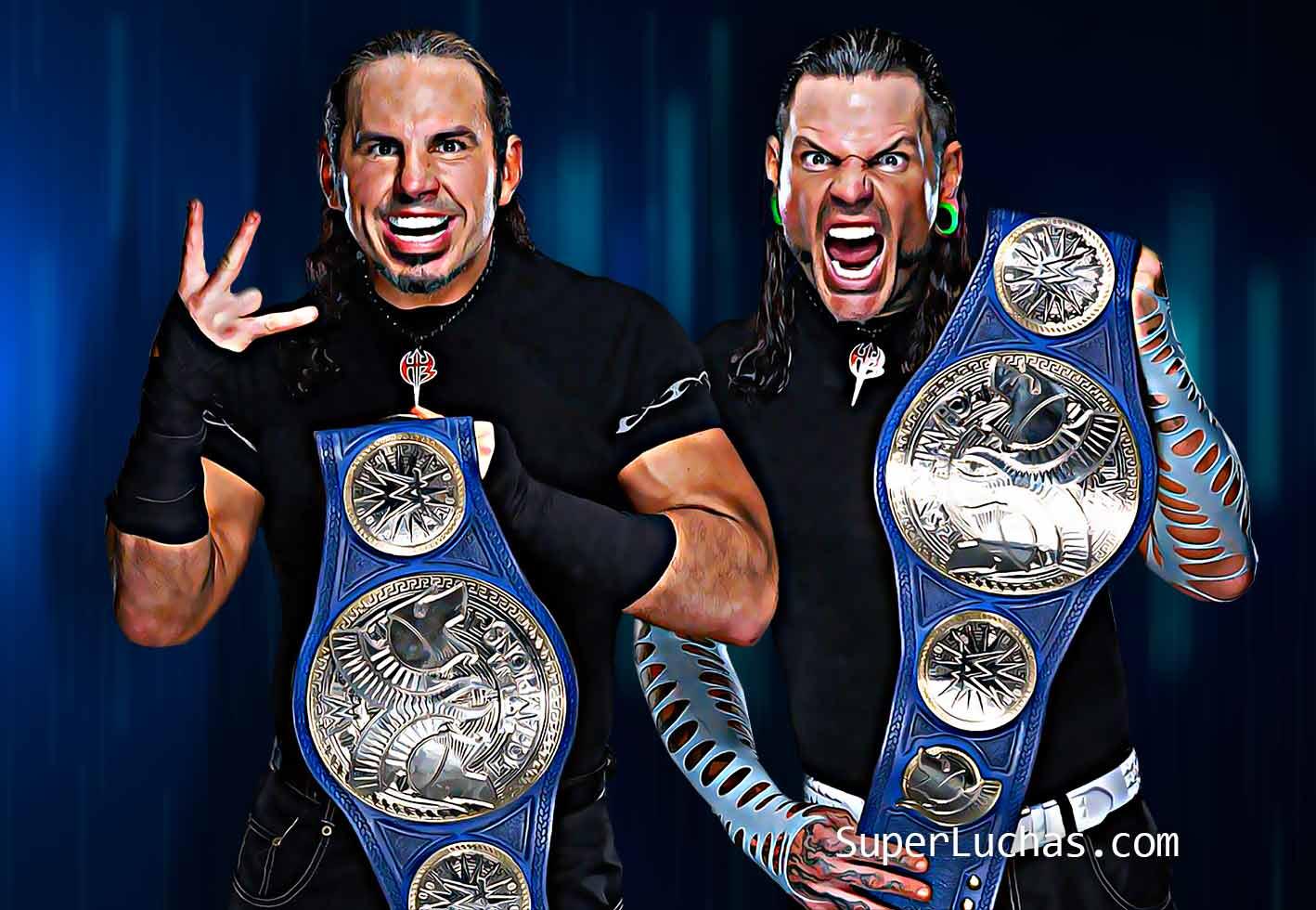 Matt Hardy Jeff Hardy