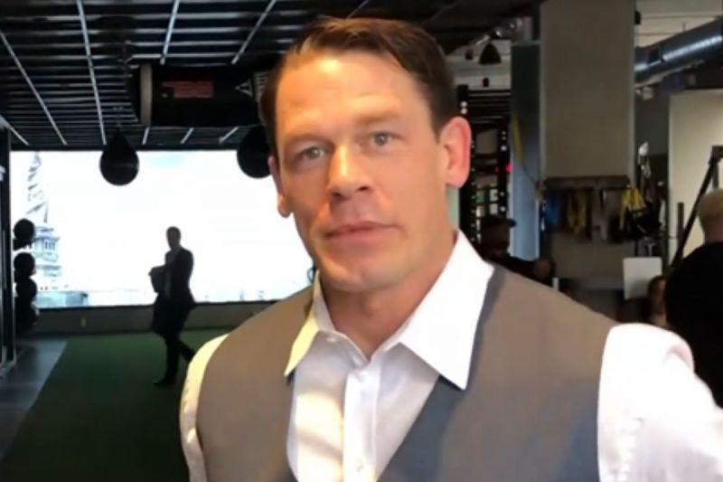 John Cena: nuevo peinado