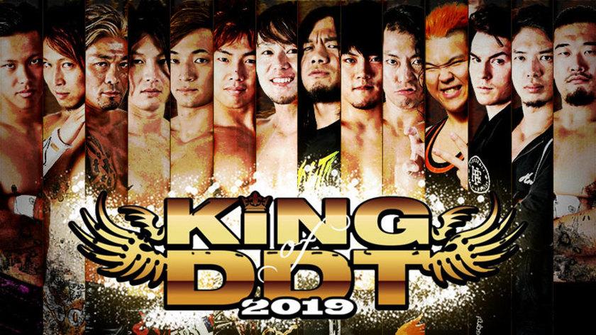 "DDT: Todo listo para el torneo ""King od DDT 2019"" 1"