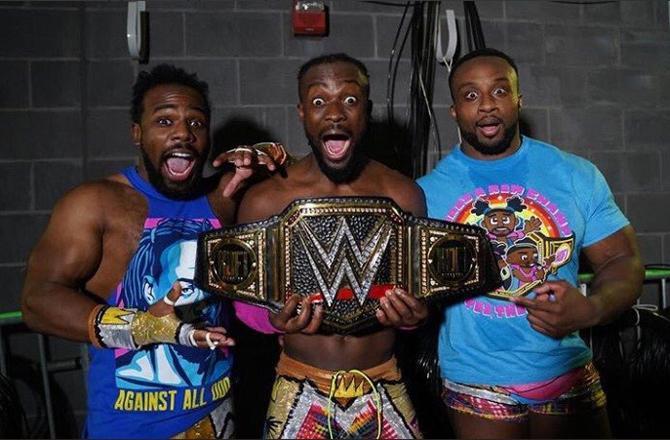 Las Superestrellas frustradas de WWE no quieren Campeonatos 1