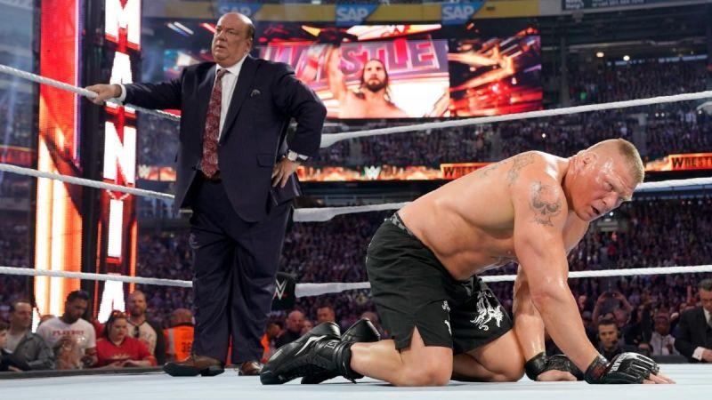 Brock Lesnar revela su estrategia para estar en WWE y UFC 1