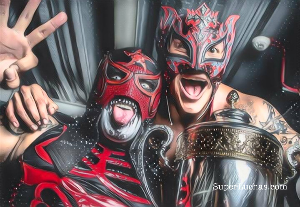 Chris Jericho critica a los Lucha Brothers
