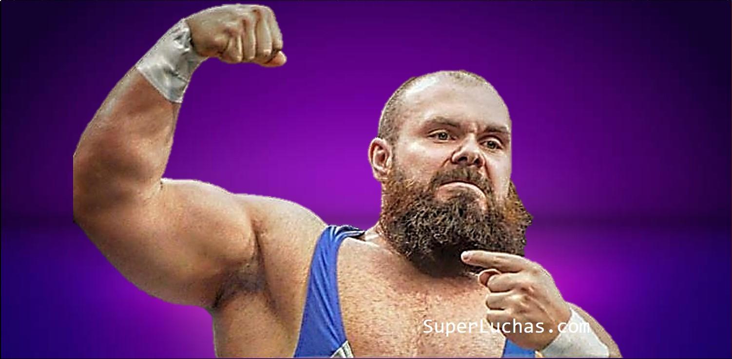 Pelea tras bastidores en Impact Wrestling: Michael Elgin habría sido despedido 1