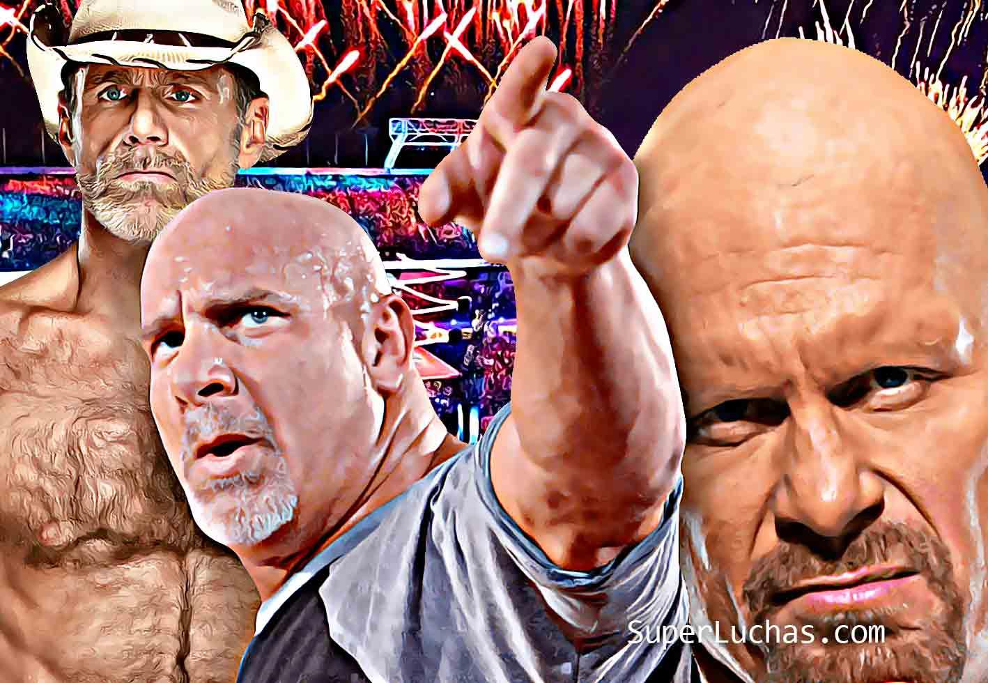 Retiros WrestleMania