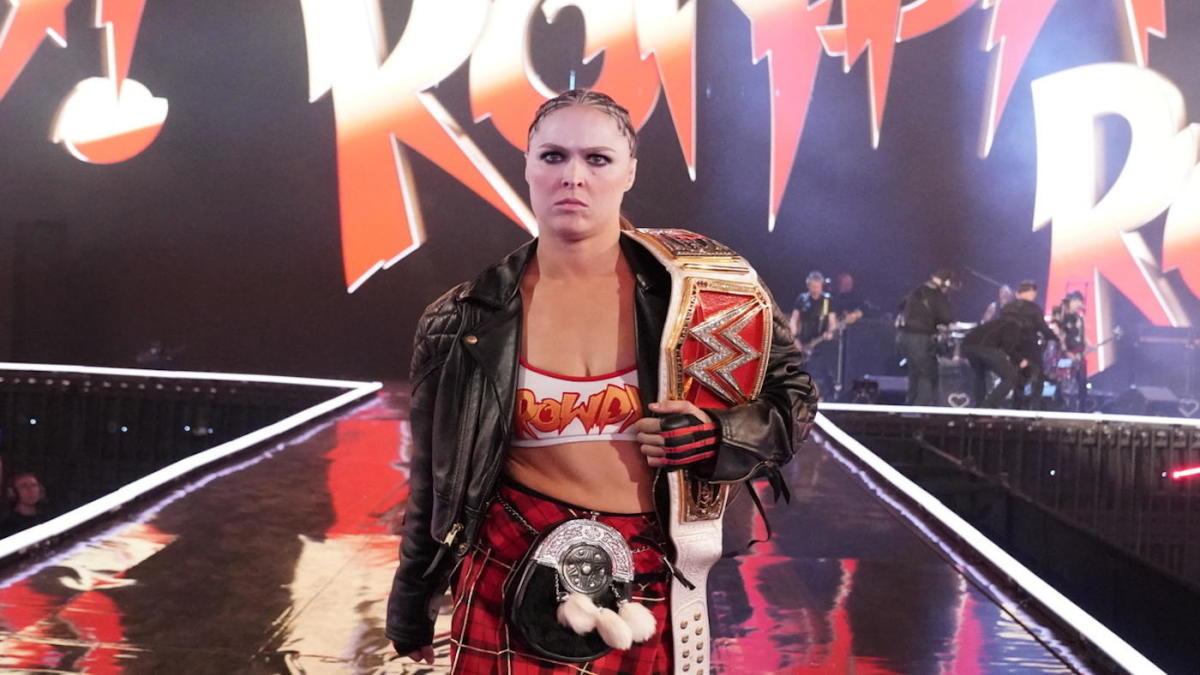 La salud de Ronda Rousey