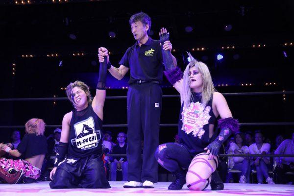 "Stardom: ""Glory Stars 2019"" Surge Tokyo Cyber Squad 4"
