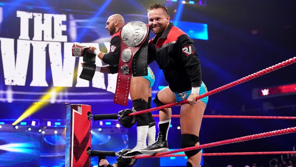 Las Superestrellas frustradas de WWE no quieren Campeonatos 2