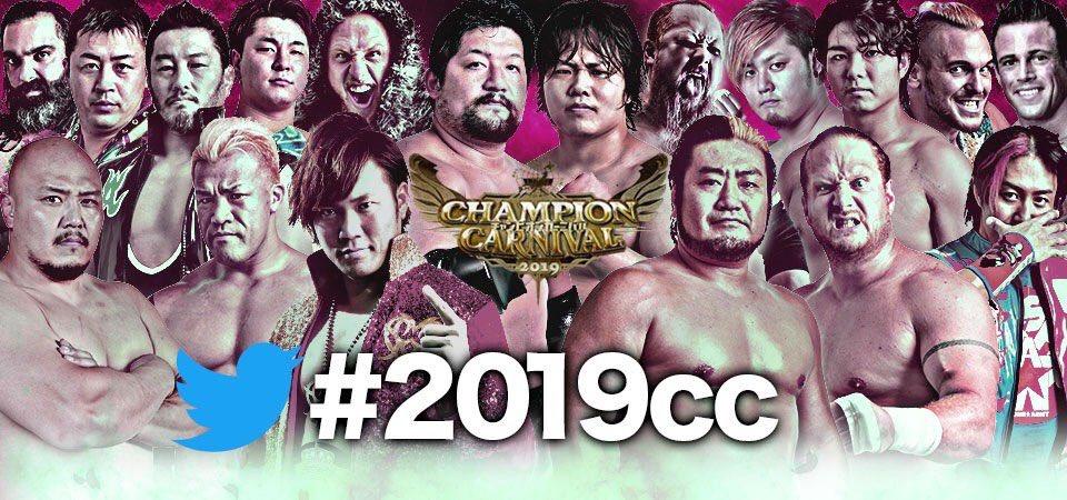 "AJPW: ""Champion Carnival 2019"" Inician las hostilidades 11"
