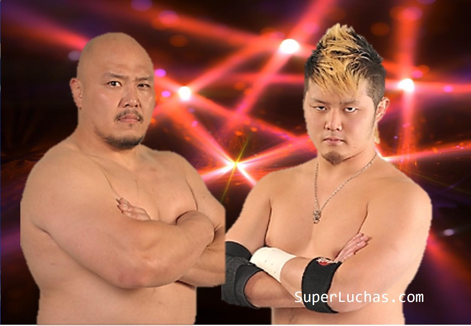 """BJW: """"Beer Garden Match"""" Buscando retadores al título Strong 1"""